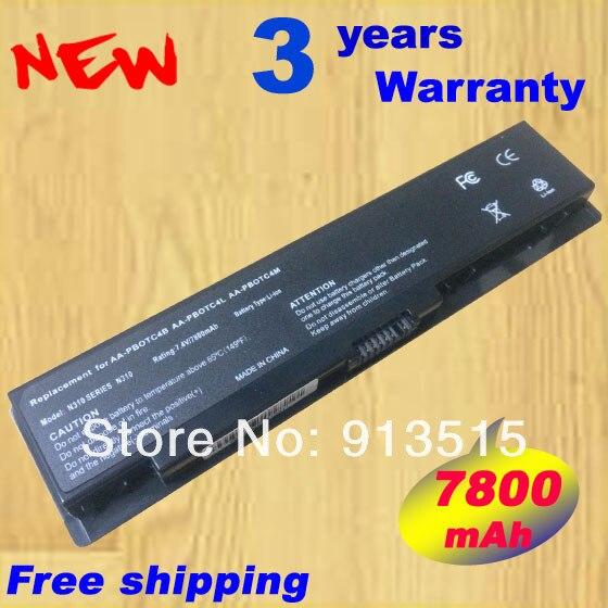 Nouveau 7800 mAh Batterie Pour SAMSUNG 300U 300U1A NP300U NP300U1A 305U1Z NP305U NP305U1A NP305U1Z N308 N310 N311 N315 X118