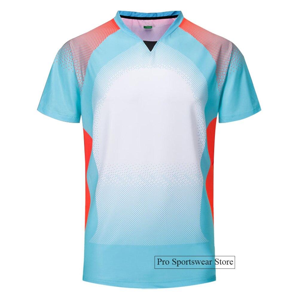Shirts, quick dry, tennis, table tennis, badminton 3