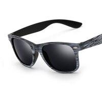 2017 New Brands Quality Fashion Men Women Polarizer Frame Sunglasses UV400 HD Sunglasses Travel Wayfare