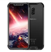 BLACKVIEW BV9600 Pro  6.21″ 19:9 Wireless Charge IP68 IP69K Waterproof Shockproof Helio P60 Octa Core 6GB+128GB NFC Mobile Phone