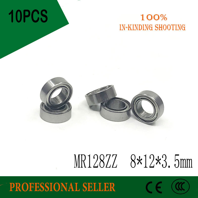 5x11x3 mm  685  5*11*3  Open Metal Ball Bearing Bearings 100 pcs