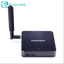 Tronsmart ара x5 плюс windows 10 mini pc tv box Cherry Trail Z8300 Quad Core 1.8 Г 2 Г/32 Г 802.11AC Wi-Fi HDMI USB3.0