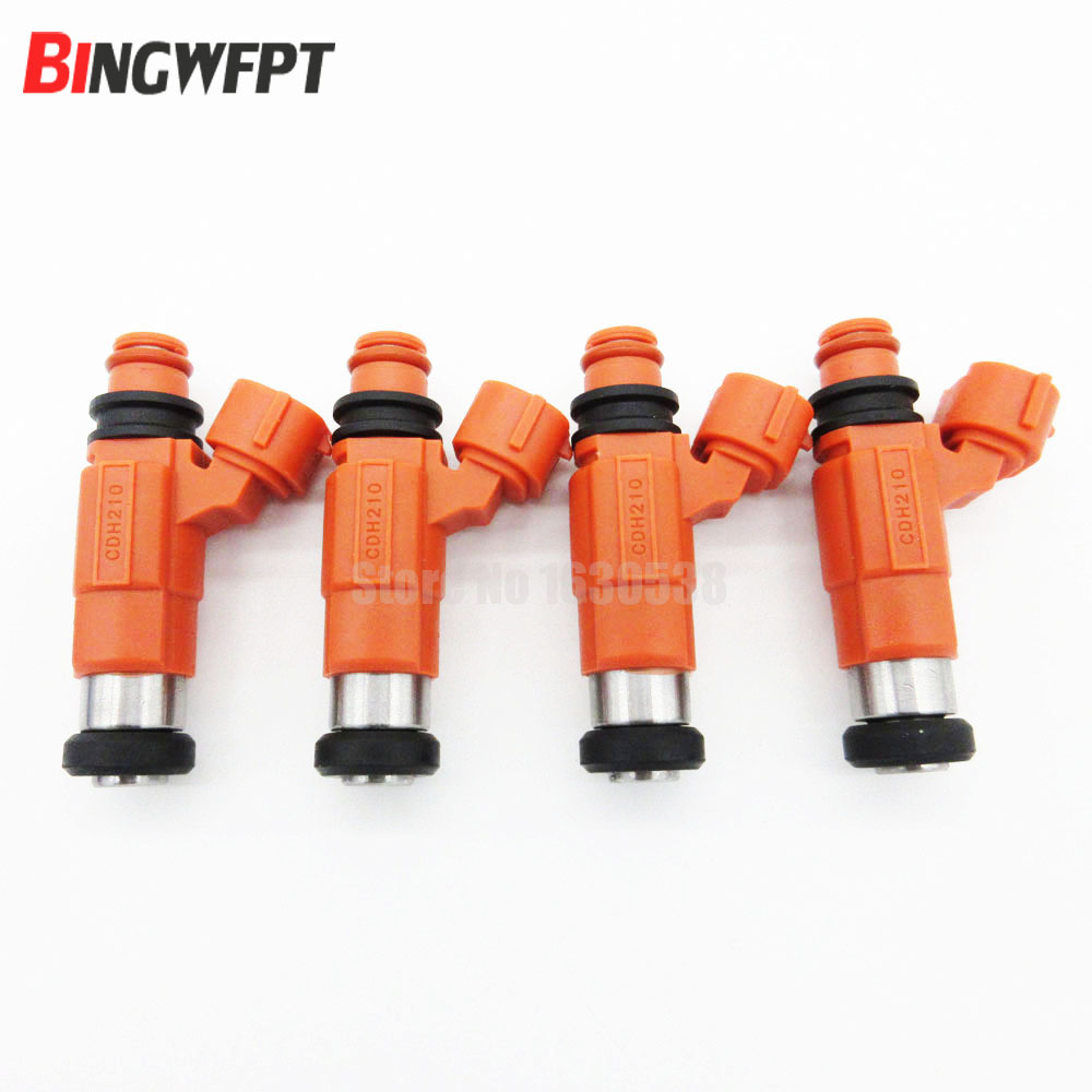 4pcs/LOT Original core Fuel Injector CDH210 For Yamaha Outboard 115HP Mitsubishi Eclipse