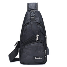 New Sling Chest Bag Waterproof Nylon Chest Pack Men Messenger Bags Casual Travel Fanny Flap Male Camouflage Shoulder Bag frn new usb charging chest pack men casual shoulder crossbody bag chest bag water repellent travel messenger bag male sling bag