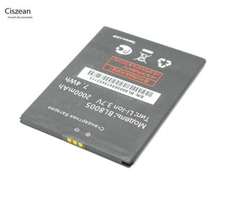 Ciszean 10pcslot BL 8005  BL8005 Replacement Battery For Fly IQ4512 EVO Chic 4 2000mAh Batteria Batterij Batteries