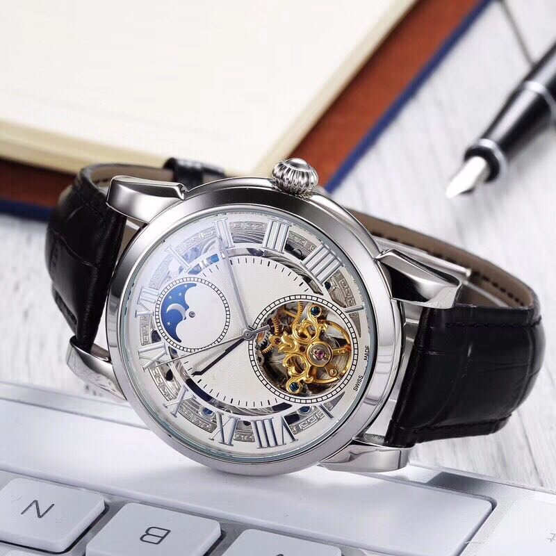 WC08200 Mens Watches Top Brand Runway Luxury European Design Automatic Mechanical Watch цена и фото