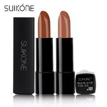 Popular Hot Sale Super Nude Lips Rouge Matte Silky Lipstick Long Lasting Waterproof Batom Professional Matte LipSticks Lip kit
