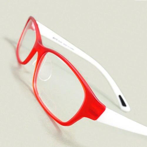 Красный/Бордовый Ultra Light TR-90 Овальные Оптический Рецепта ОЧКОВ ОПРАВ Женщины Очки RX Спектакль KVP7135 Очки