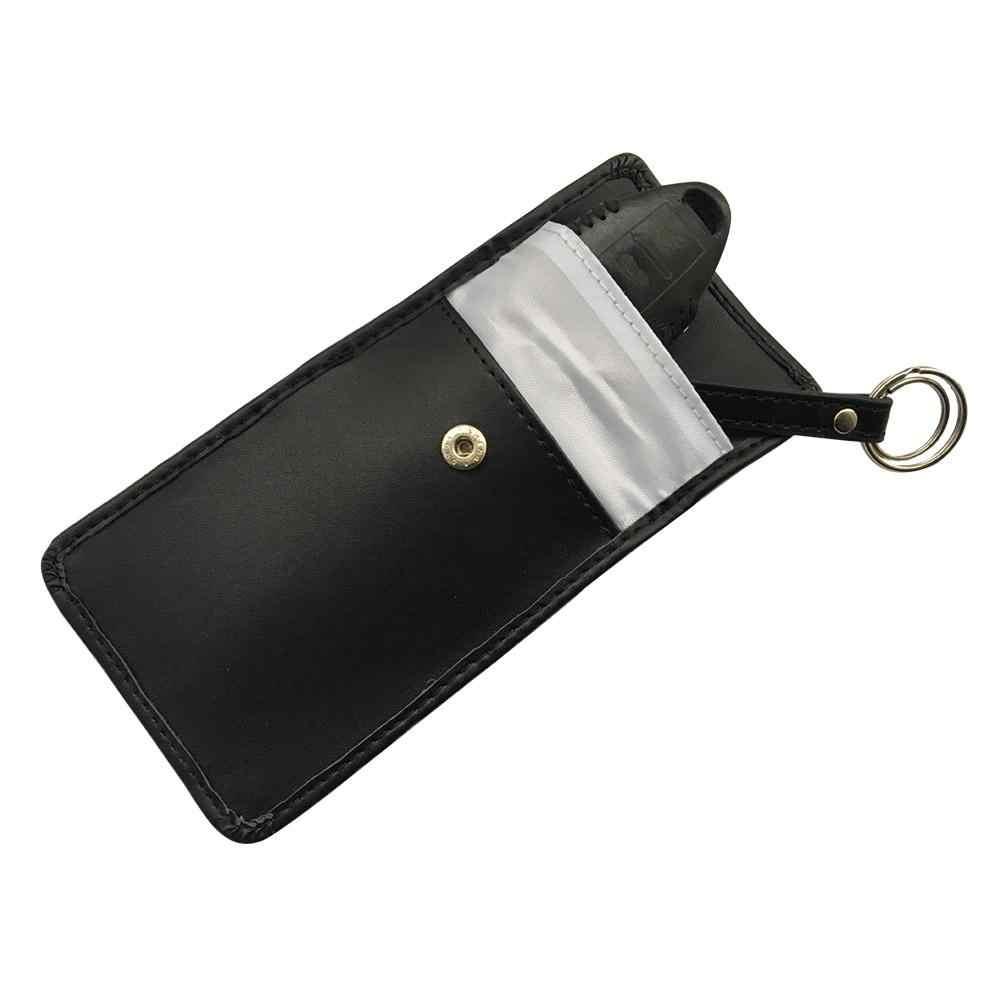 Автомобильный чехол для ключей, сигнальный блокатор, чехол RFID/wifi/GSM/LTE/NFC, защитный чехол для сигнала сотового телефона, сумка для пультов управления