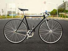 fixed gear bike  frame 700C 48cm 52cm fixie Bicycle Fixed gear bike frame vintage DIY Bicycle