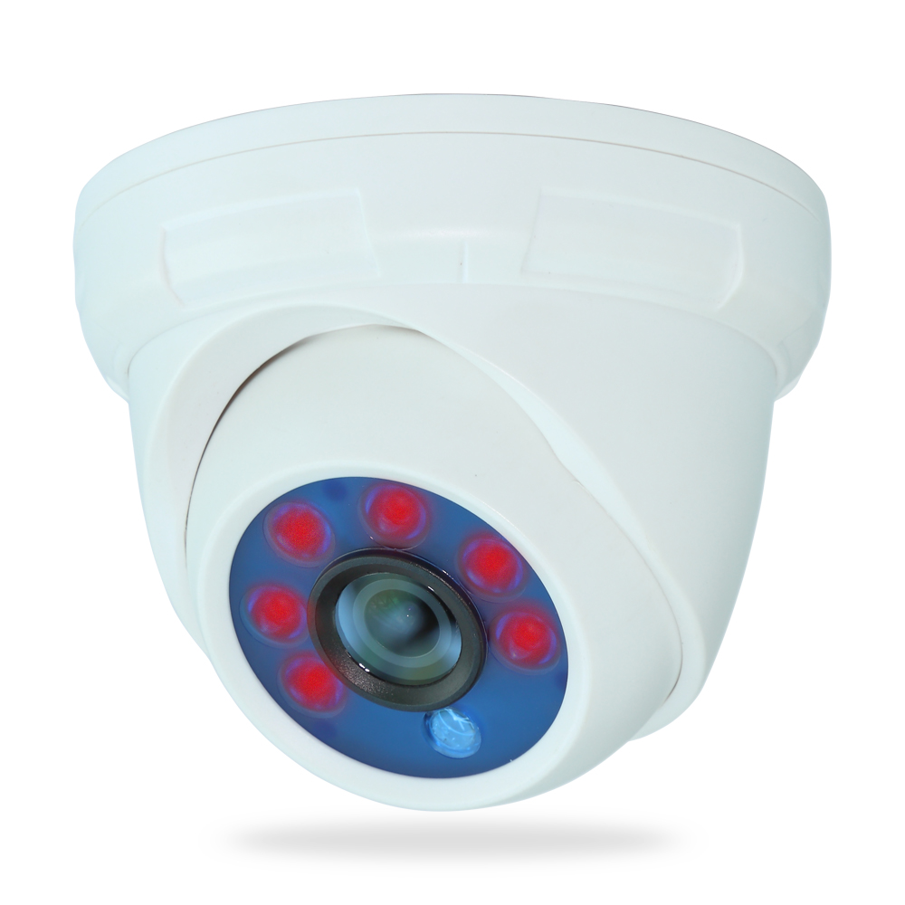 1080P Hybrid Analog Camera HDTVI HDCVI HDAHD CVBS Output IR Led Indoor Dome Cam For Video Security Surveillance CCTV Camera