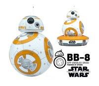 Sphero BB 8 Звездные войны Bluetooth пульт дистанционного управления робот умный маленький шарик разведки игрушки Для детей подарок бесплатную дост