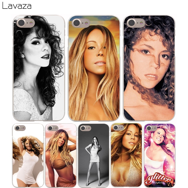 Lavaza Mariah Carey Case for iPhone XS Max XR X 8 7 6 6S Plus 5 5s ... 57ba989119cd