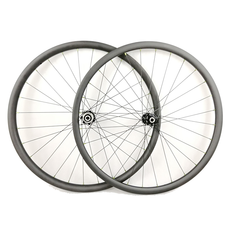 Wider 29er 50mm width 25mm depth carbon bike rim MTB mountain bike rim UD matte