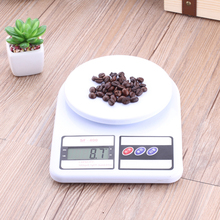 Useful 10kg/1g Digital LCD Electronic Kitchen Scale Food Weighing Postal Scales