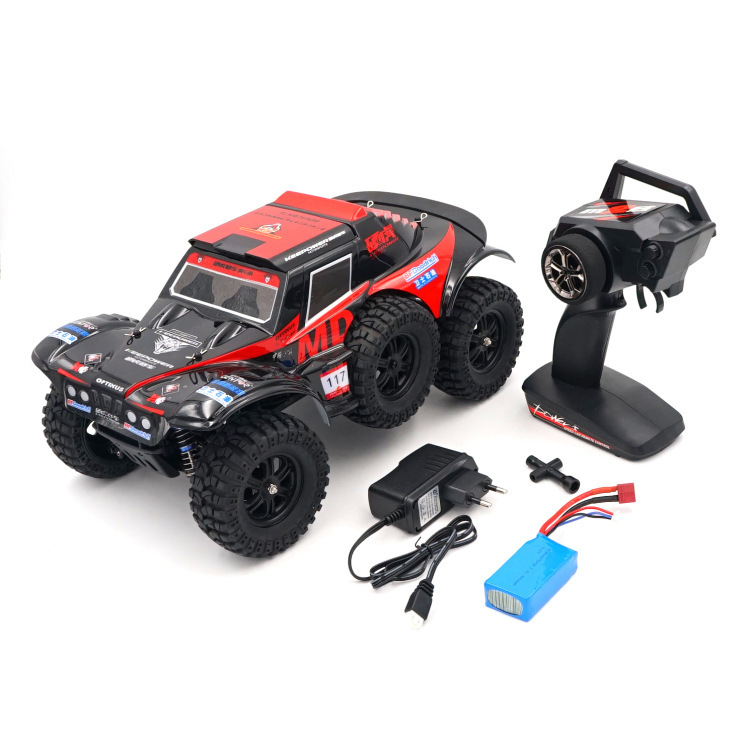 <font><b>WLtoys</b></font> 124012 RC Cars 1/12 4WD Remote Control Drift Off-road Rar High Speed Car 60KM/H Short Truck Radio Control Racing Cars image