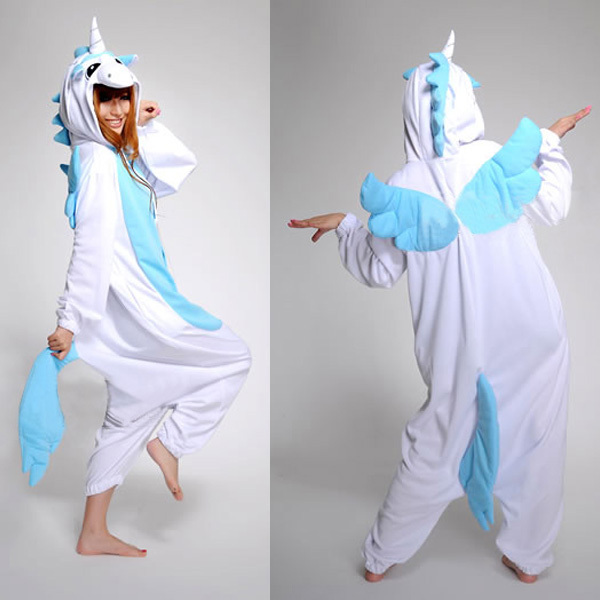 a095b9151a79 Free Shipping Unicorn Cosplay Pajamas Onesie One Piece Cartoon Animal  Costume Adult Winter Sleepwear Pyjamas for Women Men-in Anime Costumes from  Novelty ...