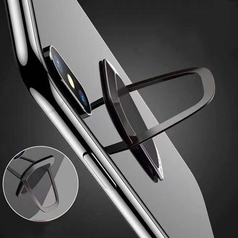 0 28 mm ultra thin all metal mobile phone ring bracket General Phone finger ring holder 360 Degree stand in Phone Holders Stands from Cellphones Telecommunications