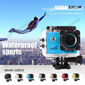 SJCAM SJ4000 Action Camera Video Cameras WiFi Mini Sport Camera HD DV DVR 1080P Helmet Camcorders Charger+Holder+2pcs battery
