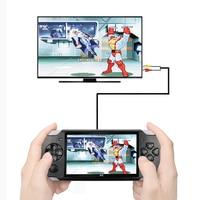 Retro Handheld Game Console Mini Portable Video game Built in Thousand Games Better Than Sega Tetris NesReal 8GB Memory