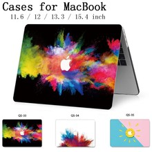 Fasion Para MacBook Notebook Laptop Sleeve Case Capa Quente Para MacBook Air Pro Retina 11 12 13 15 13.3 15.4 sacos Tablet Torba Polegada