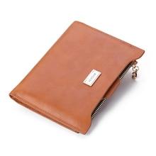 цены Women Wallet Card Holder Wallet Female Purse Leather Women Clutch Bag Zipper Card Holder Coins Purse Female Money Pocket Fashion