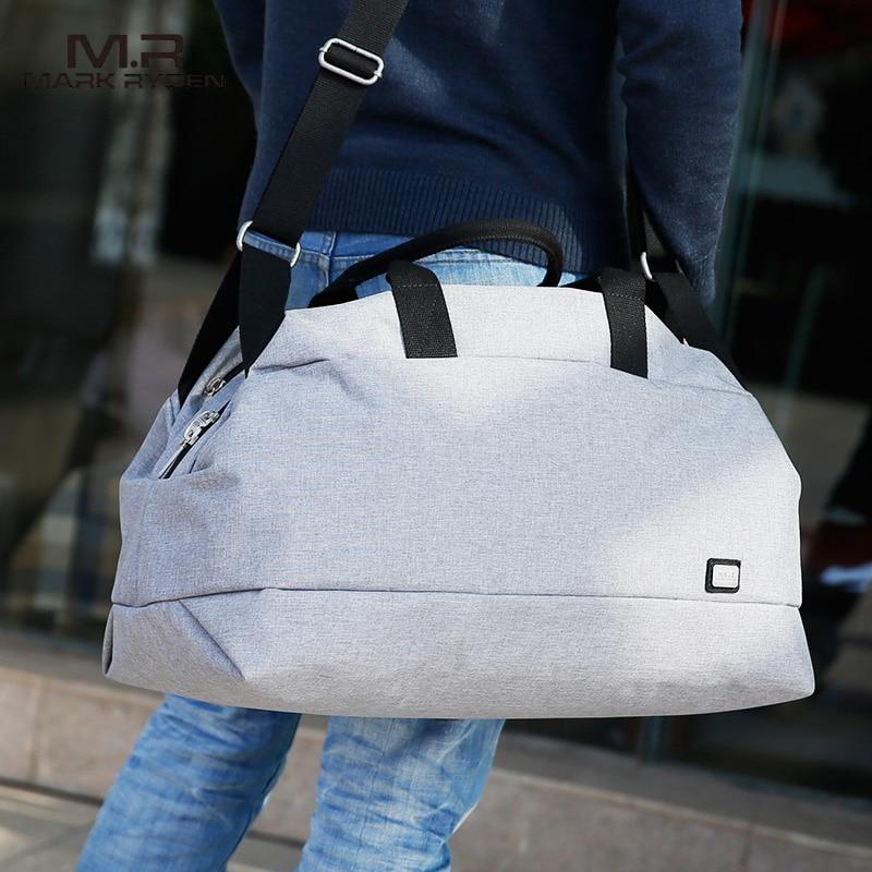 2019 Mark Ryden hommes sac de voyage grande capacité multifonctionnel sac à main étanche sac à bagages d'affaires sacs de voyage - 4