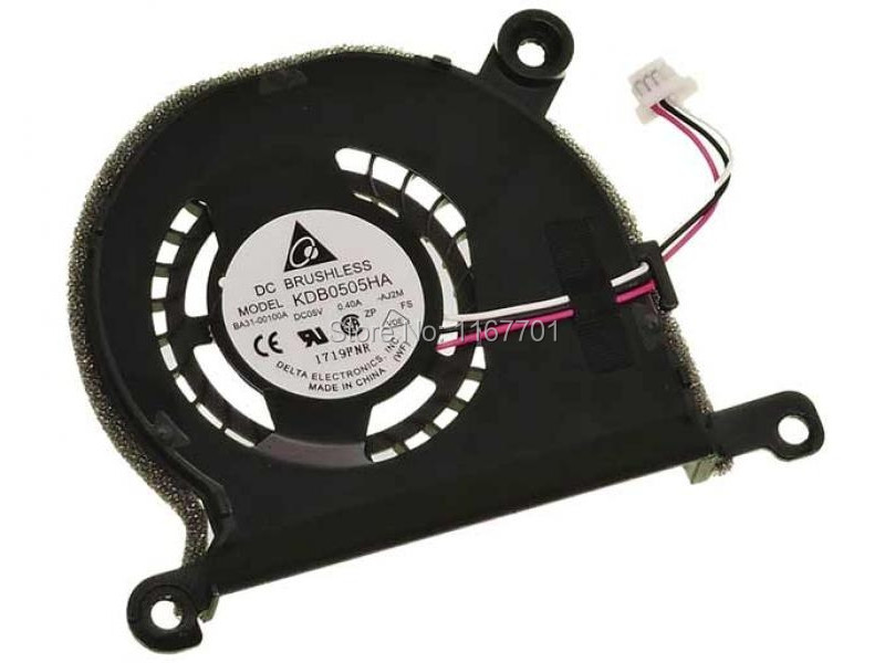 100% Original Laptop/notebook Cpu Cooling Fan For Samsung Np-900x3a Np900x3a 900x3a-a03us Ba31-00100a Ba31-00100b Kdb0505ha-aj2m Fixing Prices According To Quality Of Products