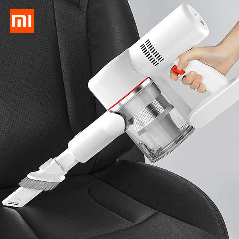 Image 5 - Xiaomi Dreame V9 Handheld Cordless Vacuum Cleaner Portable Wireless Cyclone Filter Dust Collector home  Xiaomi Mi Carpet Sweep-in Vacuum Cleaners from Home Appliances