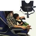 Детские Жилет Полета Использовать Путешествия Поезд Жилет Безопасности Автомобиля (Черный)