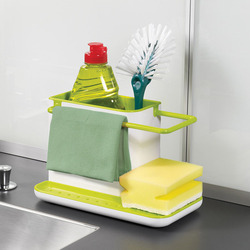 Hot Sponge Kitchen Box Draining Rack Dish Self Draining Sink Storage Rack Kitchen Organizer Stands Utensils Towel Rack