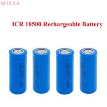2019 18500 XNDLRC22 3.7V 1400mAh Rechargeable Battery