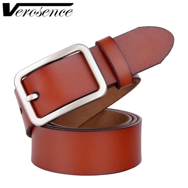 [Т. Г.] новый Женский Пряжкой ремня 100% натуральная кожа женский ремень cintos ceinture высочайшее качество леди коровьей пояса женщин
