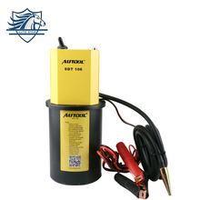 New Generation AUTOOL SDT-106 Car Smoke Machines For Sale For Cars Leak Locator Automotive Diagnostic Leak Detector SDT106