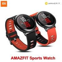 Xiaomi Huami AMAZFIT Sports SmartWatch Bluetooth 4 0 Waterproof Smart Watch WiFi Dual Core GPS Tracker