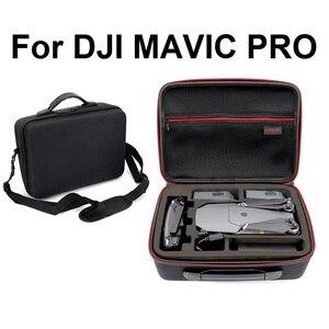 Image 1 - עבור Mavic פרו Hardshell כתף עמיד למים תיק מקרה נייד אחסון תיבת מעטפת תיק לdji MAVIC פרו פלטינה