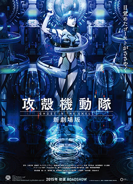 《攻壳机动队 新剧场版》2015年日本动作,科幻,动画动漫在线观看