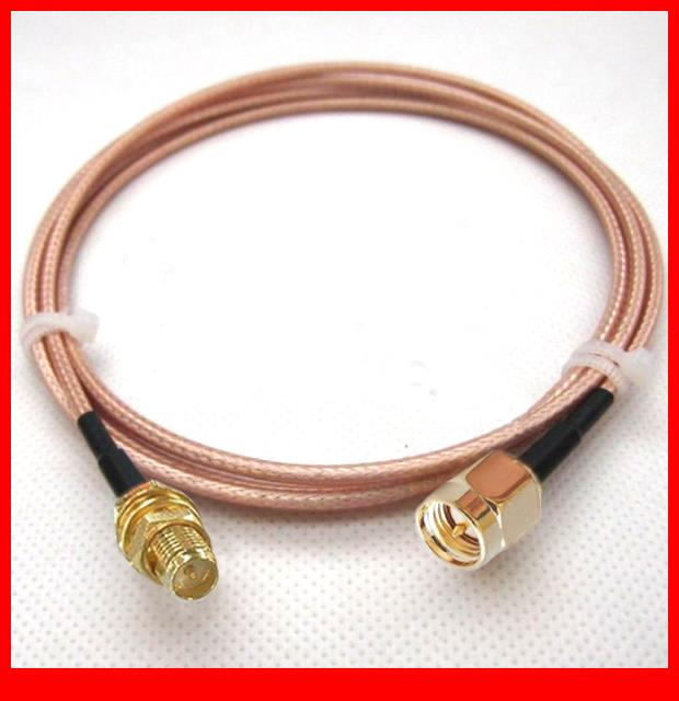 ФОТО 20pcs SMA Male Plug to RP SMA Female Jack Wireless WiFi RF RG316 Cable 20cm