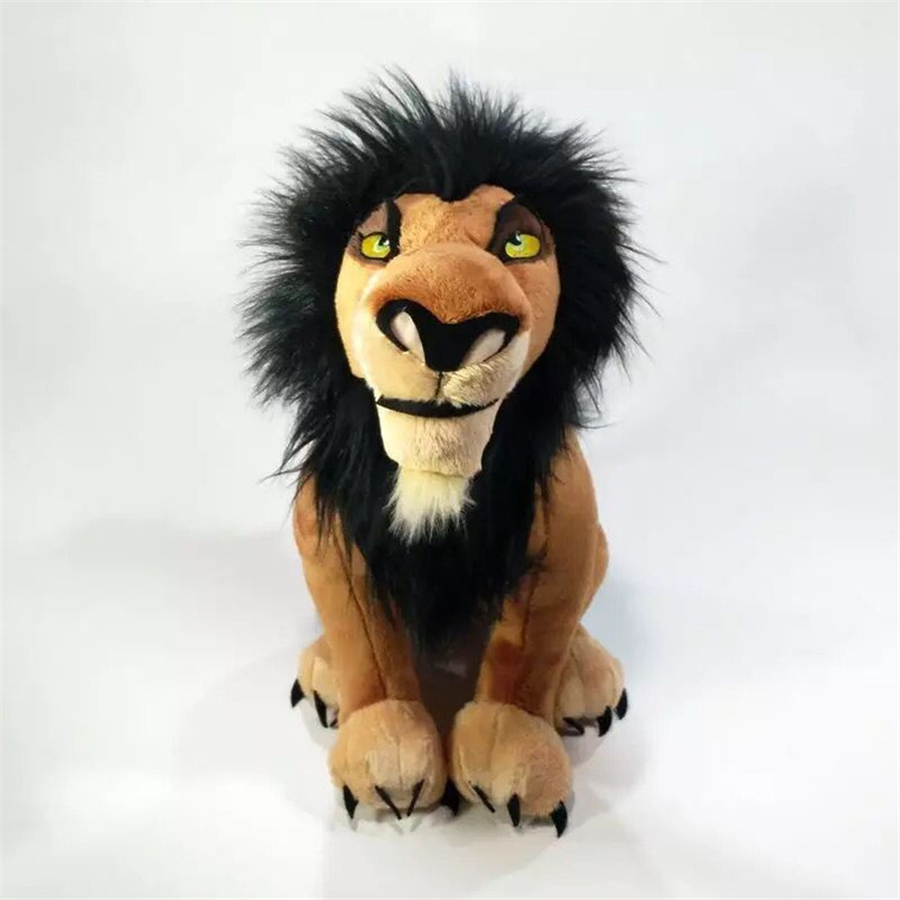 The Lion King Plush Toys Baby Doll Simba Nana Scar Zazu Rafiki Pumbaa Timon  Stuffed Story For Children Christmas Birthday Gift