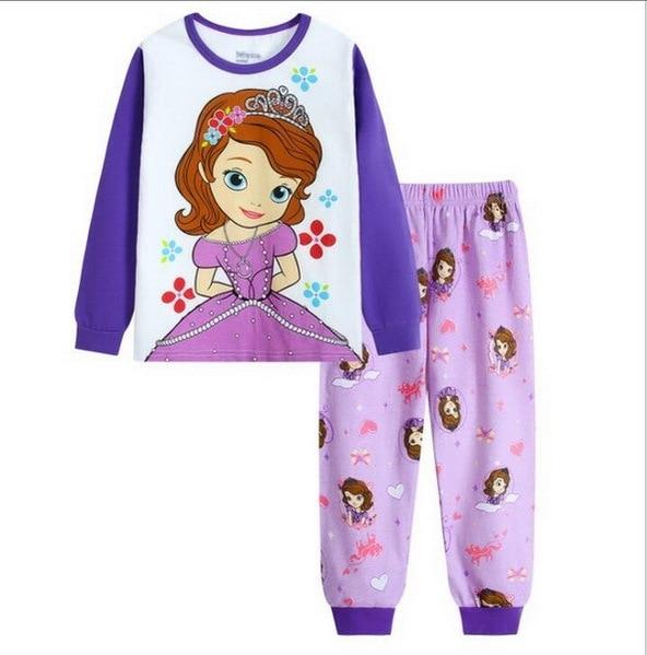 b2082196b Children Pajamas Suit Boys Girls Pijama Sleepwear Baby Boy Clothing ...