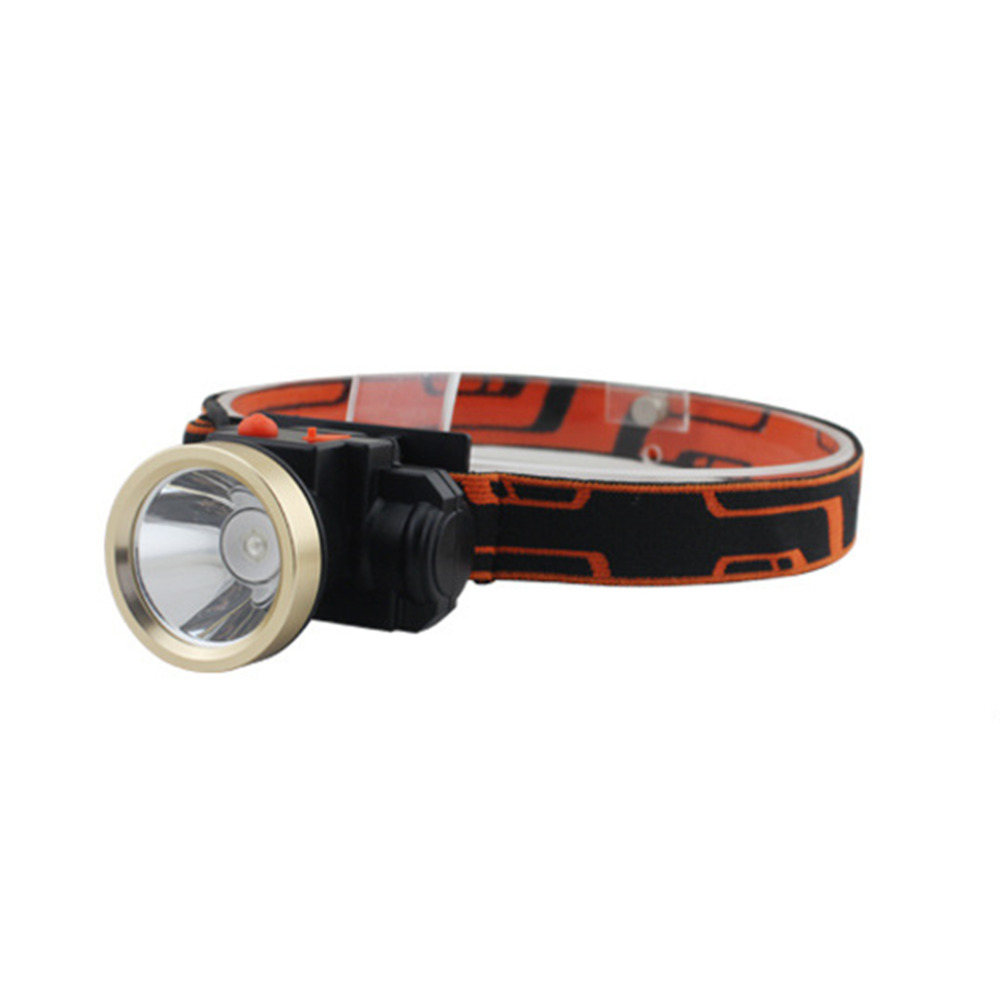 Professional Rechargeable Waterproof 5W Headlight Outdoor LED Head Lamp Powerful Lighting for Hunting Camping with Charger