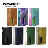 Оригинальный Wismec LUXOTIC BF Box Mod 100W механический мод встроенный 7,5 мл блок впрыскивания Vape Mod электронная сигарета