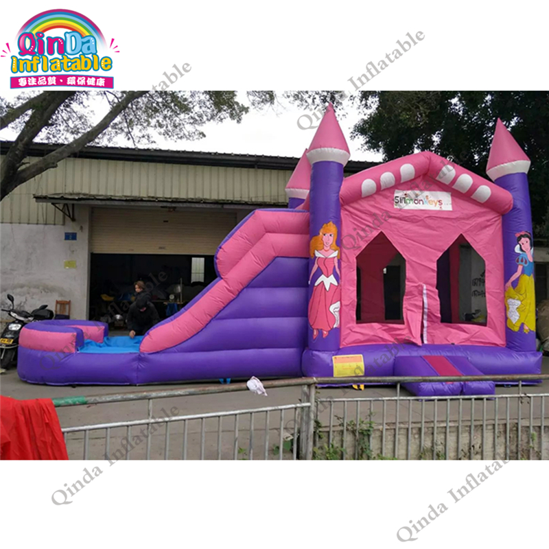 Jumping Inflatable Bouncing Castle Bouncy Castle With Slide For Kids Bouncy Slide Castle Fun City For Children inflatable slide with pool children size inflatable indoor outdoor bouncy jumper playground inflatable water slide for sale
