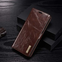 DG.MING Original brand Luxury Genuine Leather Brand For Samsung Galaxy Note 8 Case Mobile Phone Case Multifunction Cover JS0092