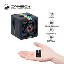 SQ11 HD mini Camera small cam 1080P Sensor Night Vision Camcorder Micro video Camera DVR DV Motion Recorder Camcorder 8g card sq11 tiny dv camera 1080p hd video recorder mini screw cam dvr camcorder