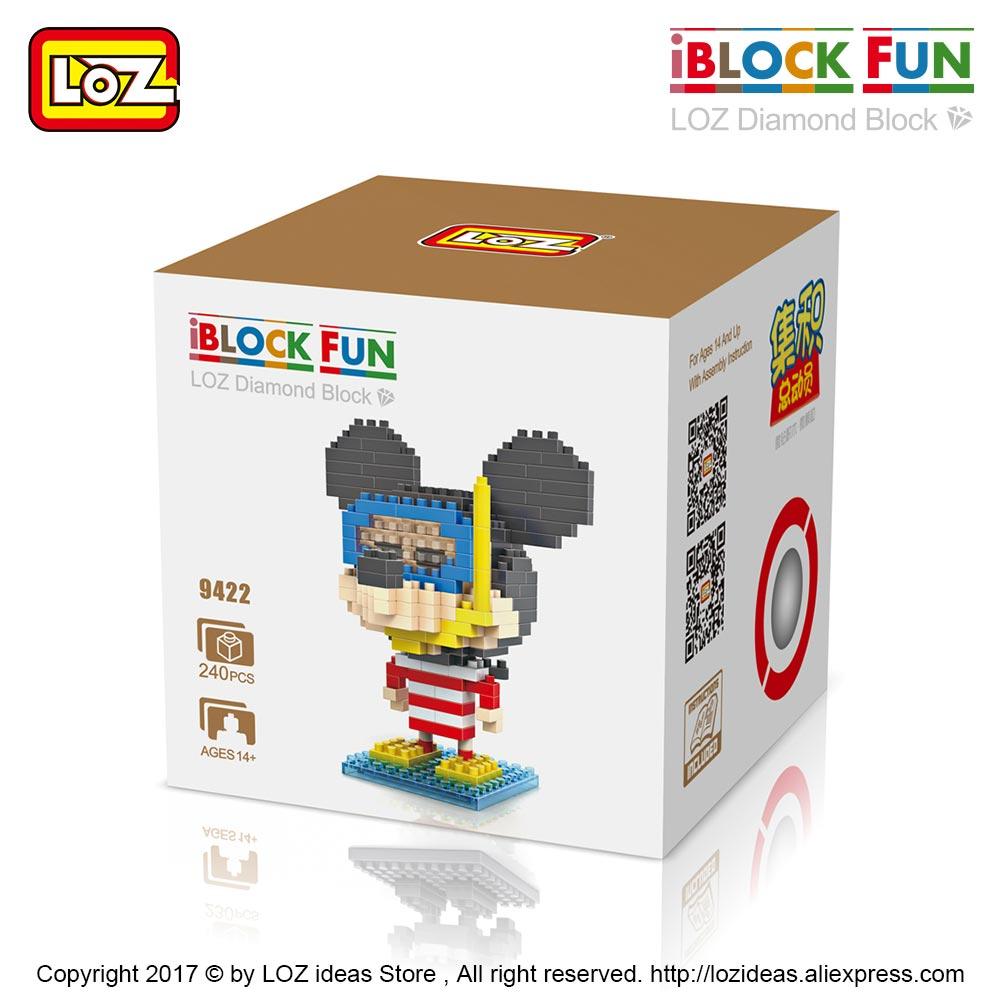 Blocos blocos de construção de plástico Series : Iblock Fun