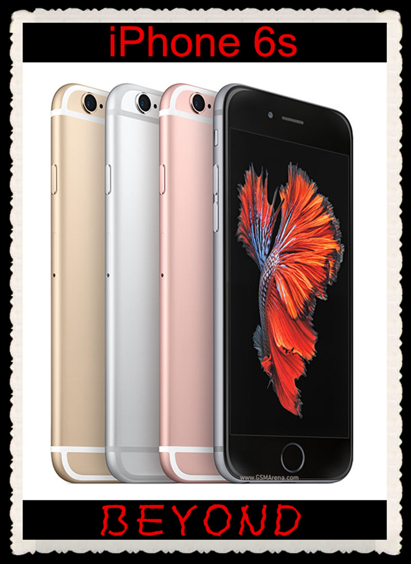 iphone 6s price unlocked apple iphone 6s original factory unlocked mobile phone 4g 15149