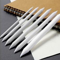 6 gumka do papieru kolor szkicu gumka do proszku sztuka profesjonalni studenci używają malowania specjalnego papieru do wycierania pióra dostaw sztuki w Zestawy artystyczne od Artykuły biurowe i szkolne na