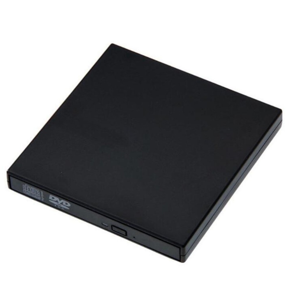 portable ultra thin usb 2 0 external dvd combo cd rw burner drive cd dvd rom for pc computer. Black Bedroom Furniture Sets. Home Design Ideas
