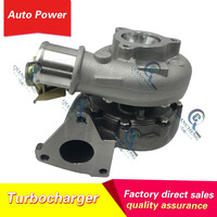GT2052V turbocompresor 724639/705954/14411-2X900/14411-VC100 para Nissan patrulla Safari Terrano II ZD30ETi turbo